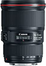 Canon EF 16-35mm f/4L is USM Lens (International Version - No Warranty)