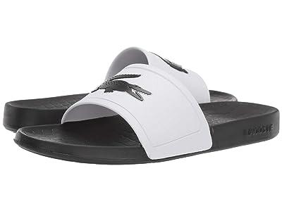 Lacoste Fraisier 319 1 P (Black/White) Men