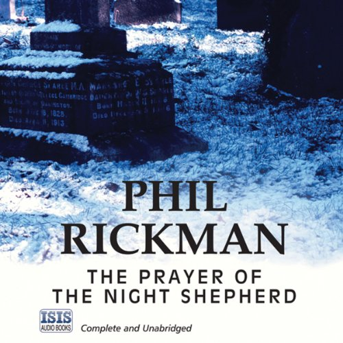 The Prayer of the Night Shepherd audiobook cover art