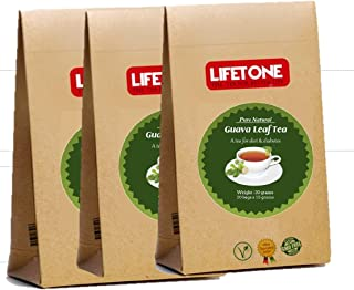 Guava Leaf Tea |100 % Natural from Tropic | Detox Tea for weight loss | 60 Teabags