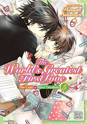 The World's Greatest First Love, Vol. 5