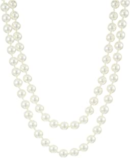 "Social Set 36"" 8mm Pearl Necklace"