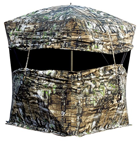 Primos Hunting PS60075 Double Bull Bullpen Ground Blind, Camouflage