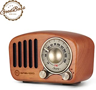 Best old wooden radio Reviews