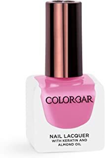 Colorbar Nail Lacquer, Lady In Pink, 12 ml