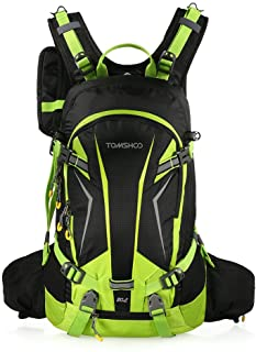 TOMSHOO 20L/30L Cycling Backpack Lightweight Waterproof Backpack with Rain Cover Helmet Cover