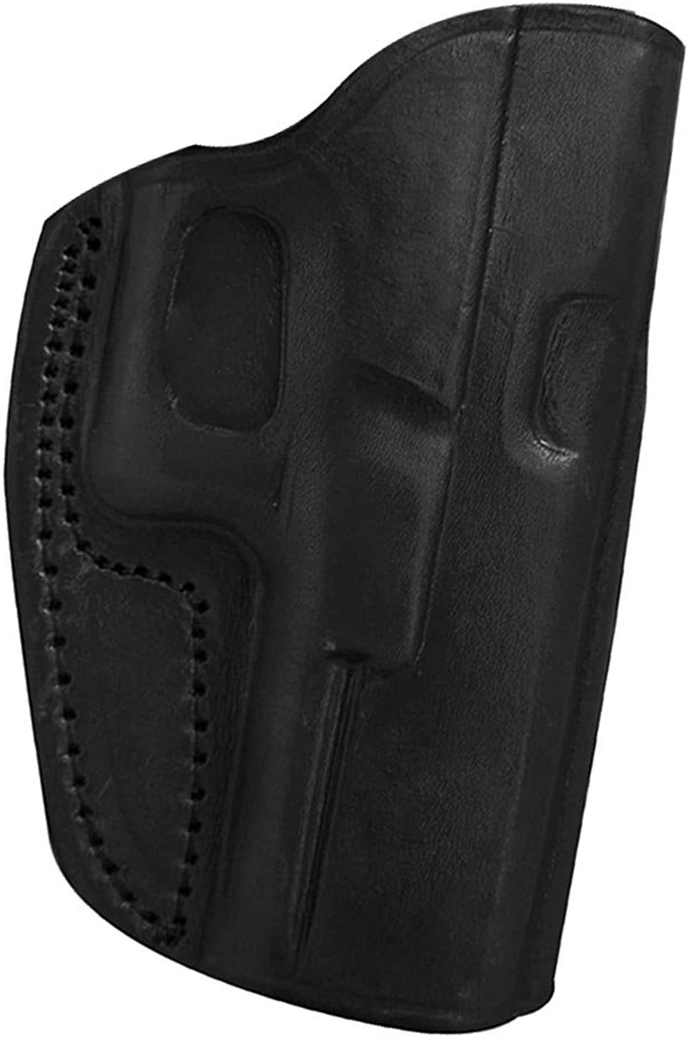 Tagua Cross Draw Holster, Ruger P345R, Right Hand Black, CDH3025