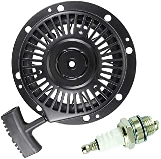 TOPEMAI 590788 Recoil Pull Starter Replace Tecumseh 590746 590748 590704 for Tecumseh HM80 HM100 OHH60 4 Cycle Engine - 59...