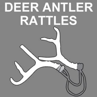 Deer Antler Rattles & Deer Calls & Deer Sounds for Deer Hunting