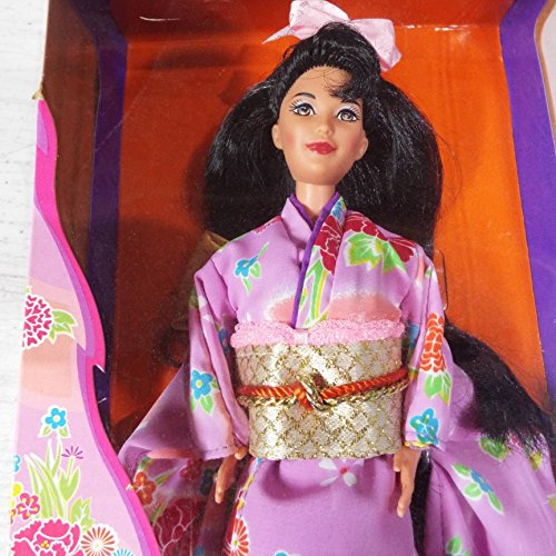 Barbie 1995 Doll of the World Japanese