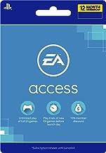 EA Access 12 Month Subscription - [PS4 Digital Code]