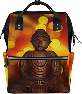 Buddha Diaper Bags Nappy Backpacks Mummy Backpack Travel Laptop Daypack