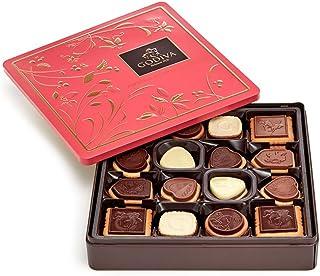 Godiva Chocolatier Assorted Chocolate Biscuit Gift Bag, 46-Pieces