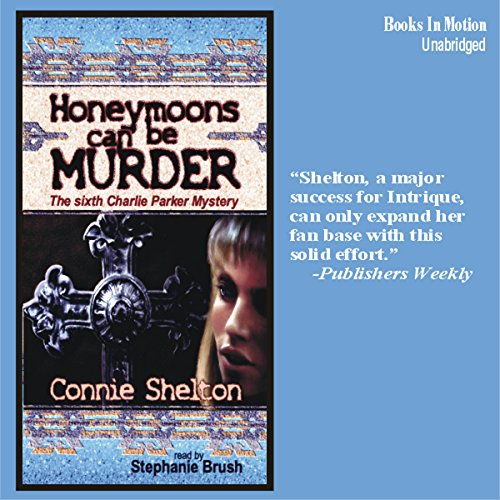 Honeymoons Can Be Murder audiobook cover art