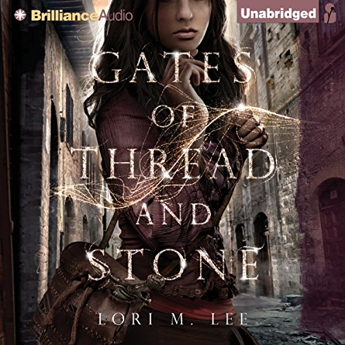 Gates of Thread and Stone audiobook cover art