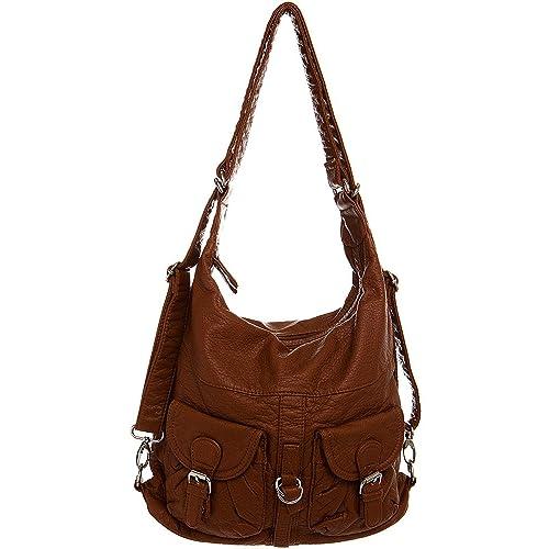 c28441c372 Soft Vegan Leather Handbag