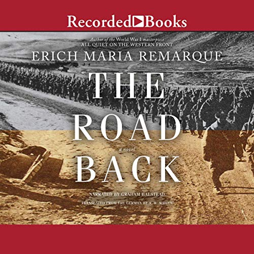 Couverture de The Road Back