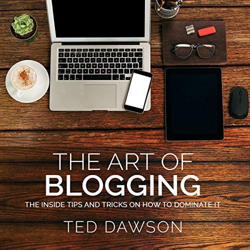 Couverture de The Art of Blogging