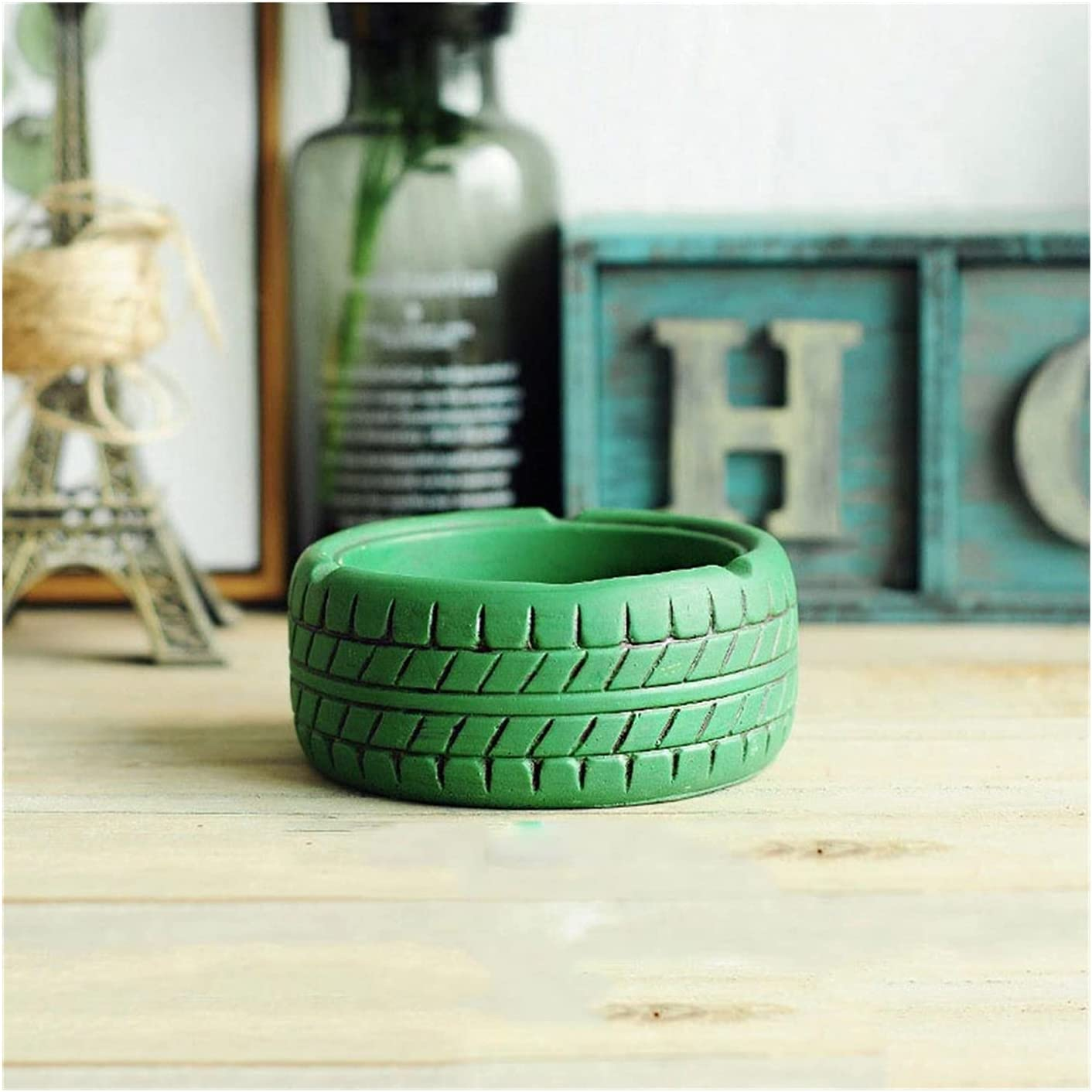 SHIJIE1701AA Home Ashtray Industrial Living Retro Ranking TOP8 New color Cement