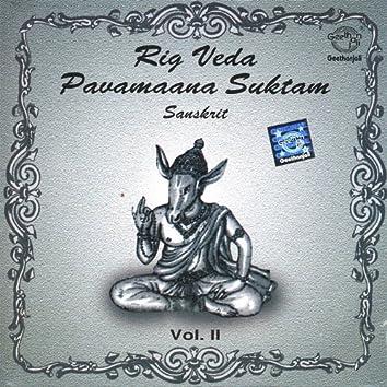 Rig Veda Pavamaana Suktam - Volume 2