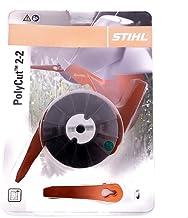 Stihl 40087102102 Poly Cut 2-2 maaikop, zwart