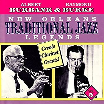 New Orleans Traditional Jazz Legends, Vol. 5