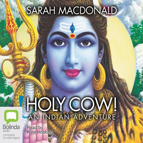 Holy Cow! audiobook cover art