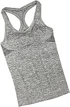 STARBILD Damen BH-Hemd Unterhemd mit gepolsterter BH Freizeithemdchen gepolstert Komfortable Unterhemd