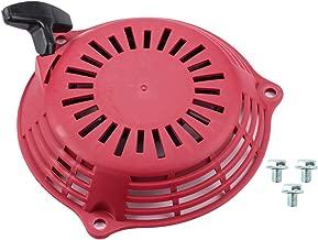 Kizut GCV160 Recoil Starter for Honda GC160 GC135 GCV135 EN2000 Generator 28400-ZL8-023ZA 28400-ZL8-013ZA Pull Start Assembly w Screw for 4 Through 5.5HP Horizontal Vertical Engine