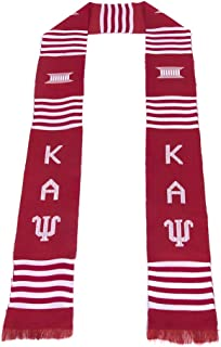 Kappa Alpha Psi Kente Cloth Graduation Stole