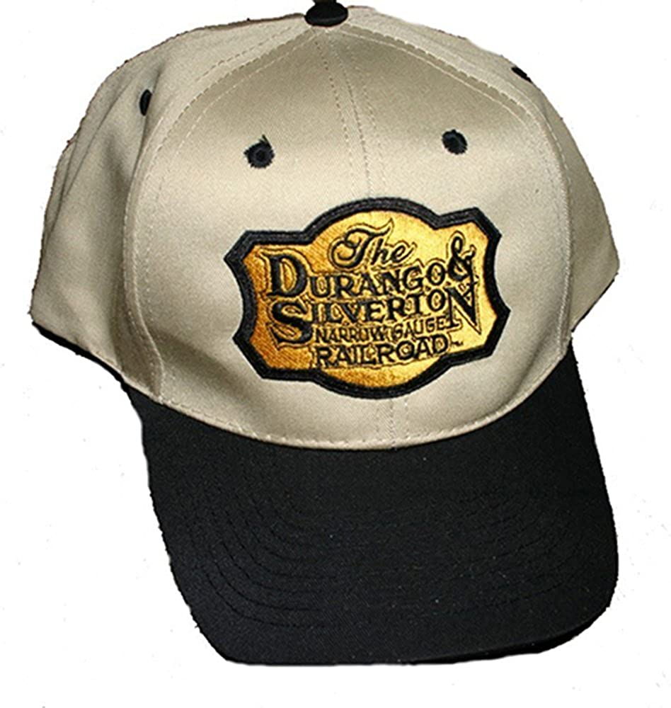 Animer and price revision Durango and Silverton Narrow Gauge Hat hat Ranking TOP7 Railroad Embroidered