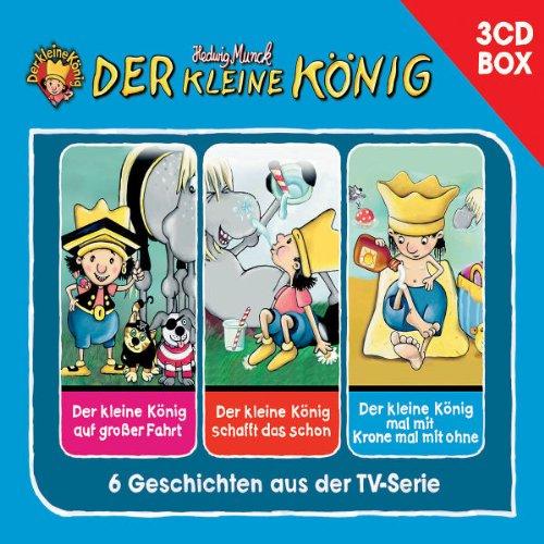 Der kleine König 3-CD Hörspielbox Vol. 2