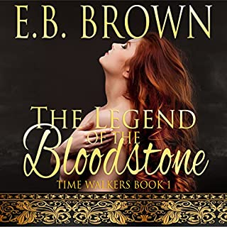 The Legend of the Bloodstone audiobook cover art