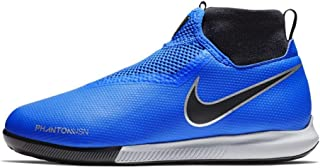 Official Nike Phantom Vision Academy DF Indoor Football Trainers Juniors Soccer Shoes