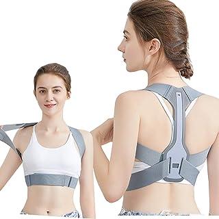Invisible Back Posture Corrector for Men and Women,Upper Back Spine Supporter Straightener Adjustable Back Straightener an...