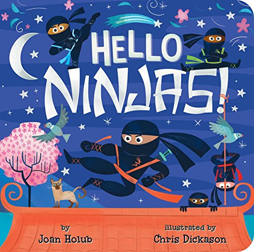 Hello Ninjas! (A Hello Book)