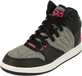 49f25796739 Nike Air Jordan 1 Flight 4 Prem GG Hi Top Trainers 828245 Sneakers Shoes