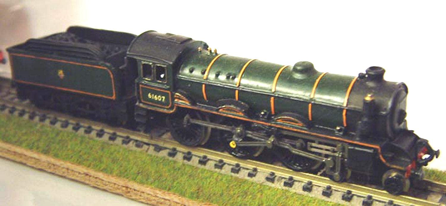 Langley Models LNER B2 CLASS 460 TENDER LOCO Body Kit ONLY N Scale 1 148 UNPAINTED Model Kit B38