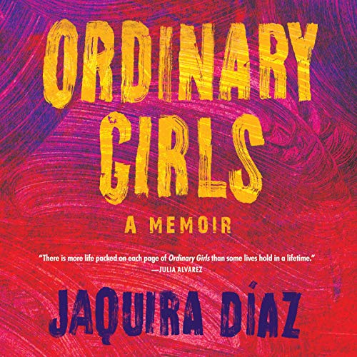 Ordinary Girls audiobook cover art