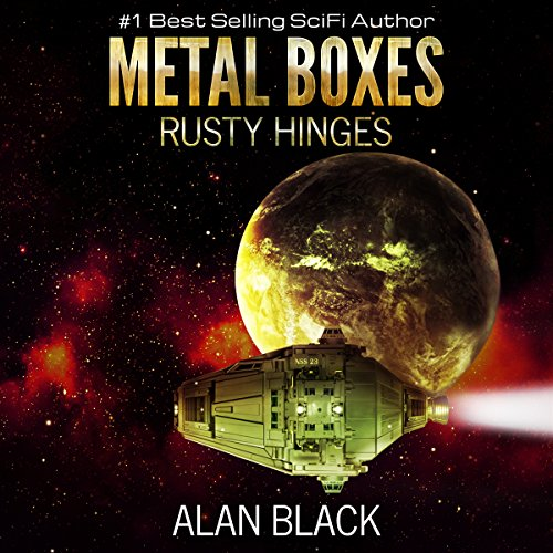 Rusty Hinges audiobook cover art