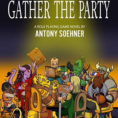 『Gather the Party』のカバーアート
