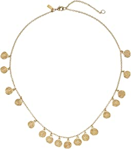 "Reeves Necklace - 15/17"" Length"