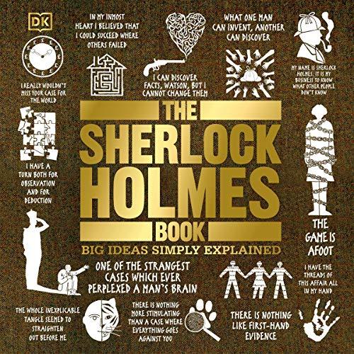 The Sherlock Holmes Book audiobook cover art