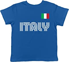 SpiritForged Apparel Italy Soccer Jersey Infant T-Shirt