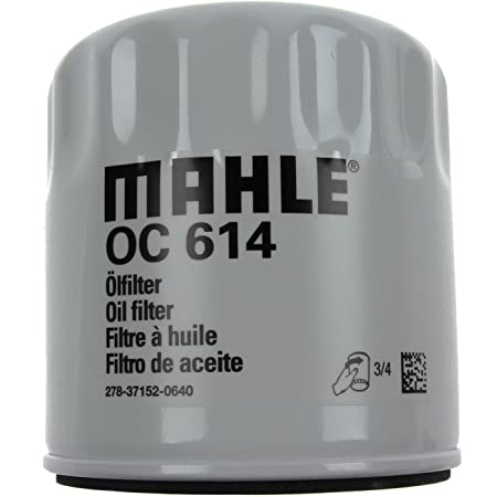 Mahle Knecht Oc 614 Öllfilter Auto