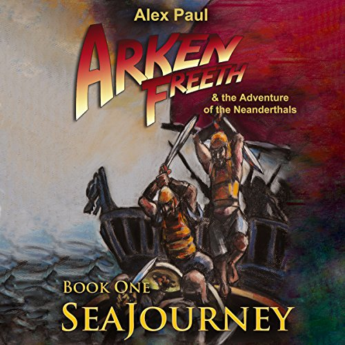 SeaJourney audiobook cover art