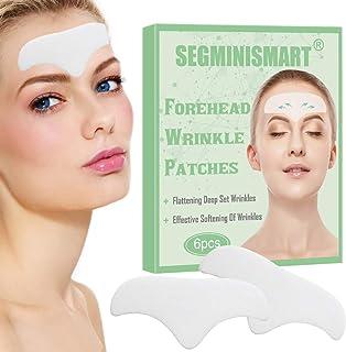 Antiarrugas Frente, Facial Patch, Parches Faciales Antiarrugas, Antiarrugas Frente para hombres y mujeres, Tratamiento antiarrugas, Para la cara de la frente Piel Reparar Cojín de la Etiqueta Engomada