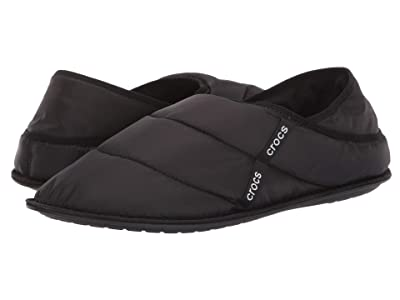 Crocs Neo Puff Slipper (Black) Shoes