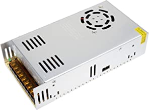 EAGWELL 24v 15a DC Universal Regulated Switching Power Supply 360w for CCTV,Radio,Computer Project, 3D Printer,LED Driver