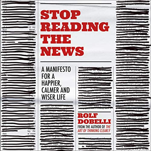 Stop Reading the News cover art